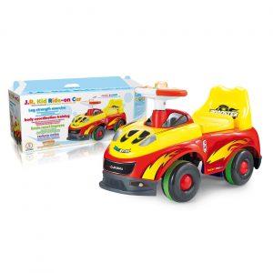 Trkački automobil - crveni