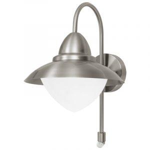 Spoljna zidna lampa sa senzorom EGLO SIDNEY 87105