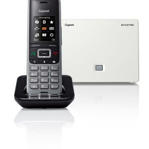 Telefon Gigaset S650 IP PRO IM Anthracite - Garancija 2god