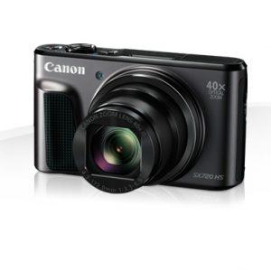 Fotoaparat Canon PowerShot SX720HS BK - Garancija 2god