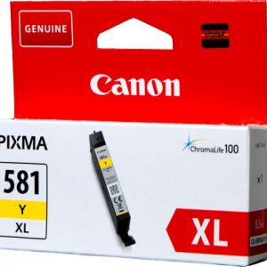 Kertridž - Canon CLI-581 XL Y