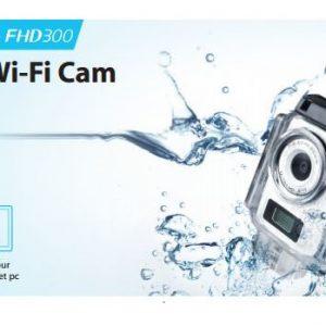 Mini Wi-Fi kamera - Genius LIFE SHOT FHD300 - Garancija 2god