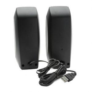 Logitech S-150, Speaker set 2.0, USB Powered, Black OEM