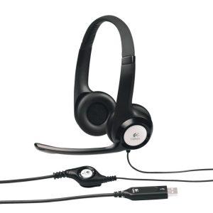 Logitech H390 ClearChat Comfort USB Headset - Garancija 2god