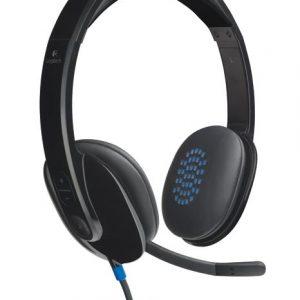 Logitech H540 Headset USB - Garancija 2god