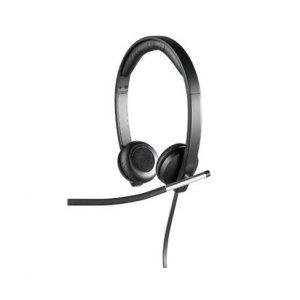 Logitech H570e Headset Stereo, USB - Garancija 2god