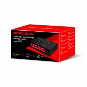Mercusys MS105G 5-port 10/100/1000 Desktop Switch