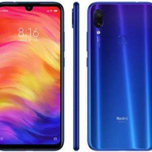 Xiaomi Redmi Note 7 EU 4+64 Neptune Blue - Garancija 2god