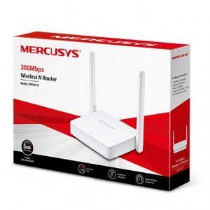 Mercusys MW301R 2X5dbi 300Mbps Wireless N Router Garancij 2g