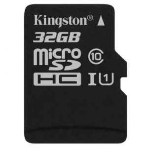 MICRO SD 32GB Kingstin SDCS/32GBSP wo/adapter - Garancija 3g