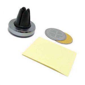 Drzac za mobilni telefon BASEUS AIR magnet sivi