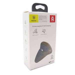 Drzac za mobilni telefon BASEUS E01 AIR magnet crni