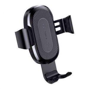 Drzac za mobilni telefon BASEUS Heukji Wireless charger crni