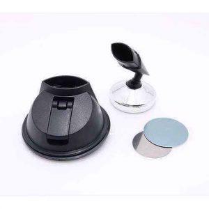 Drzac za mobilni telefon 7801A 360 magnetic crno-srebrni