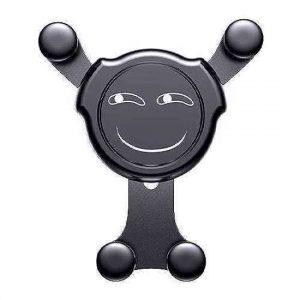 Drzac za mobilni telefon BASEUS Emoticon Gravity crni