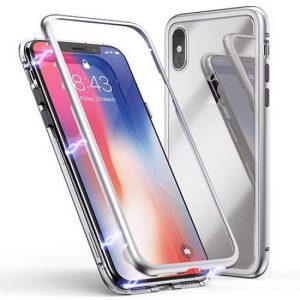 Futrola Full Cover magnetic frame za Iphone X/XS