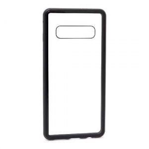 Futrola Magnetic frame za Samsung G973F Galaxy S10 crna