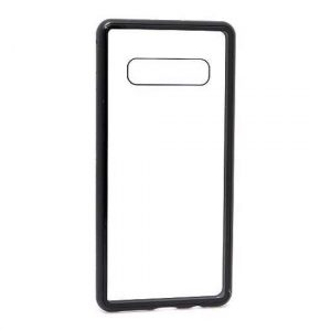 Futrola Magnetic frame za Samsung G975F Galaxy S10 Plus crna