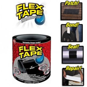 FLEX TAPE vodootporna gumena traka za univerzalnu upotrebu