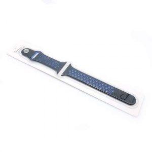 Narukvica za Apple Watch 1-4 sat silikon teget-plava (CN20)