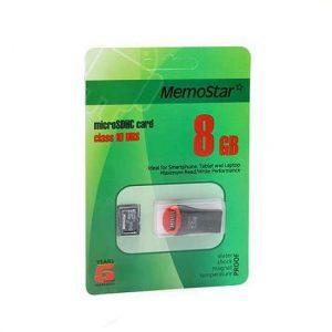 Memorijska kartica MemoStar Micro SD 8GB Class 10 UHS + USB