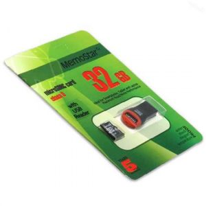 Memorijska kartica MemoStar Micro SD 32GB Class 10 UHS + USB
