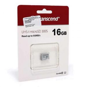 Memorijska kartica Transcend Micro SD 16GB Class 10 - 400X