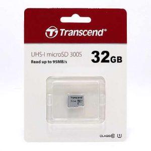 Memorijska kartica Transcend Micro SD 32GB Class 10 - 400X