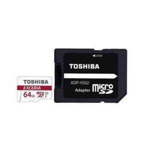 Memorijska kartica Toshiba Micro SD 64GB Class 10 UHS U1 + S