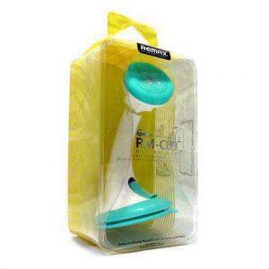 Drzac za mobilni telefon REMAX RM-C09 tirkizno/beli