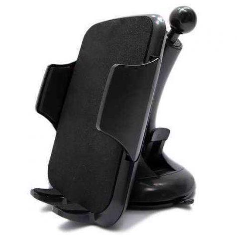 Drzac za mobilni telefon univerzalni crni (vakum)
