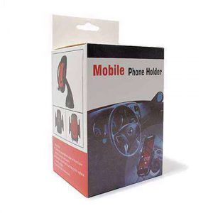 Drzac za mobilni telefon univerzalni 15HD06 crni (vakum)