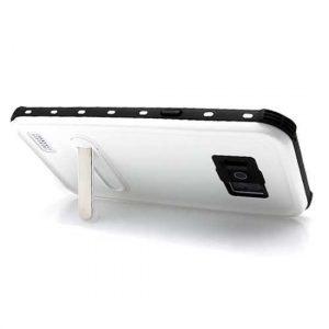 Futrola vodootporna DOT+ za Samsung G955F Galaxy S8 Plus bela