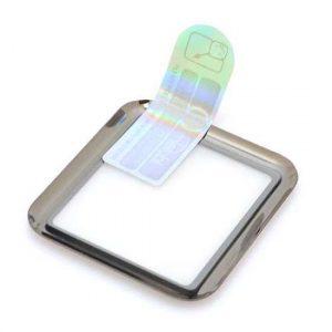 Folija za zastitu ekrana GLASS 5D za sat Apple Watch 38mm crna