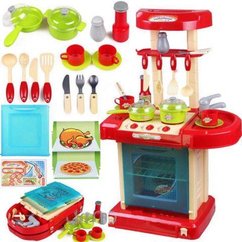 Kuhinjica za decu u kofercetu