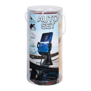 AUTO SET 4 - punjač, držač, kabl, bluetooth