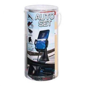 AUTO SET 5 - Držač, punjač, fm, bluetooth, kabl