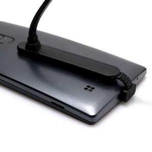 USB data kabal gejmerski 2.1A micro crni