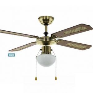 Plafonski ventilator EGLO 35039 TIGGANO - Garancija 2god