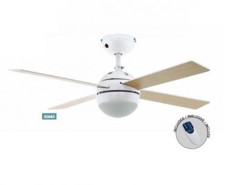 Plafonski ventilator EGLO 35043 LOSCIALE - Garancija 2god