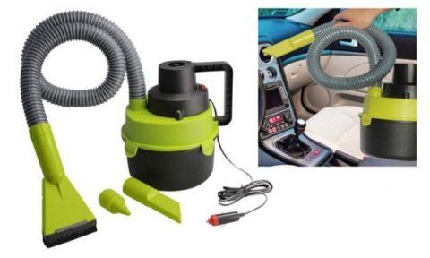 Auto usisivač 12V (suvo i mokro čišćenje) (3)
