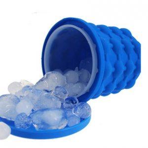 Ice genie,silikonska posuda za led