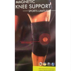 Magnetni steznik za koleno