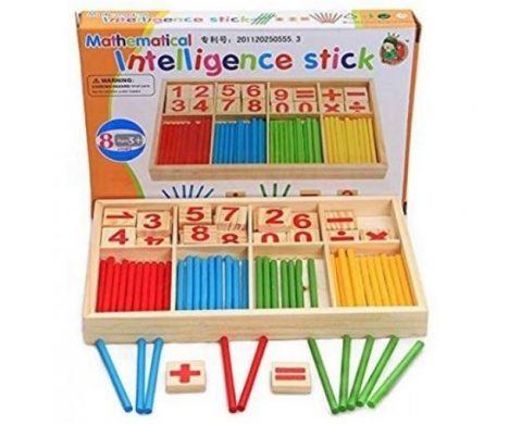 Edukativna igracka za ucenje matematickih opracija model 2