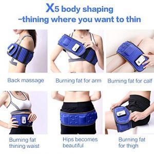 X5 Bežični punjivi pojas za mršavljenje i relaksaciju (9)