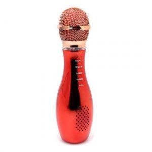 Mikrofon V007 Bluetooth crveni