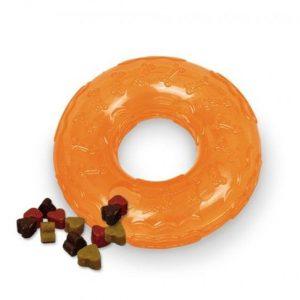 TPR Prsten za poslastice 10cm oranž