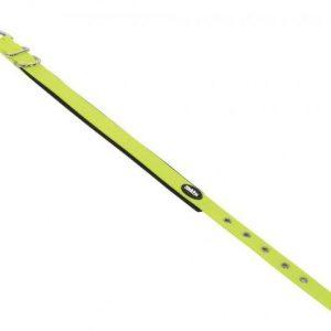 Ogrlica COVER 25mmx50/60cm neon žuta