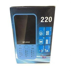 Nokia 220 - dual sim,srpski meni